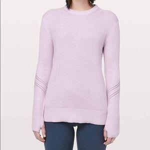 Lululemon Time To Restore Sweater